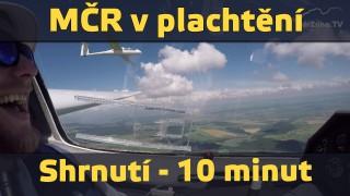 Mistrovství ČR 2016 v plachtění (10 minut pro ČT4 Sport)