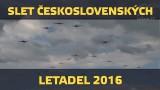 Slet československých letadel 2016