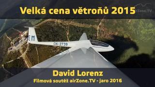 Filmová soutěž – Velká cena větroňů 2015