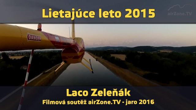 Filmová soutěž – Lietajúce leto 2015