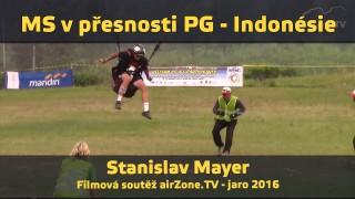 Filmová soutěž – MS v přesnosti přistání – Indonésie 2015