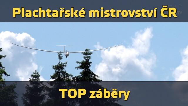 Mistrovství ČR v plachtění 2016 / Czech gliding championship 2016