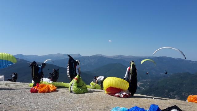 """Paraglidista Mayer na světovém poháru """"jen"""" nasbíral zkušenosti"""