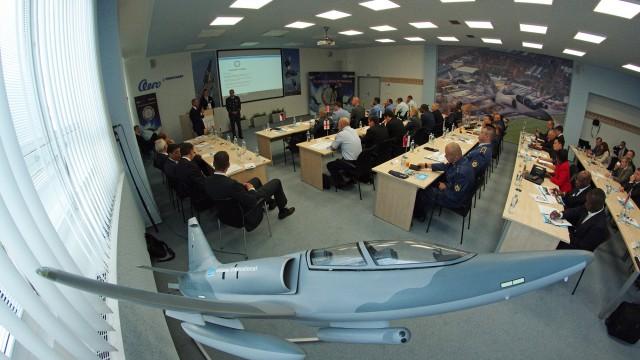 V Aeru probíhá Konference uživatelů L-39 a zakládající schůzka L-39 Users Group