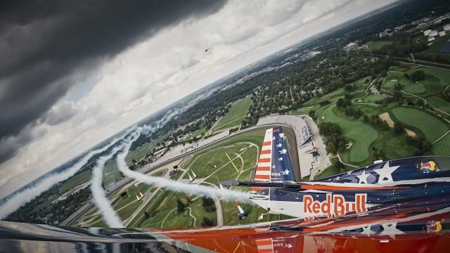 Red Bull Air Race pokračuje o víkendu 7. závodem v Indianapolis