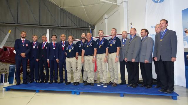 Češi v letecké rally na MS opět na špici
