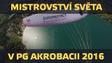 VIDEO: Mistrovství světa v paraglidingové akrobacii 2016