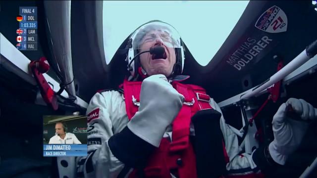 Red Bull Air Race 2016: Matthias Dolderer v Indianapolis předčasně slaví zasloužený titul