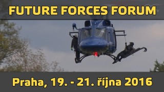Future Forces Forum 2016 – Praha 19. – 21. 10. – sestřih