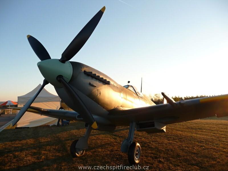 Ilustrační foto z kolekce Czech Spitfire Clubu