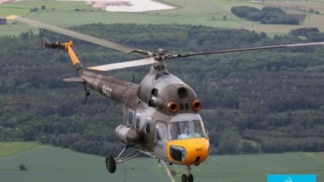 Vrtulníky Mi-2 pro základní výcvik pilotů Armády ČR nahradí jiné stroje