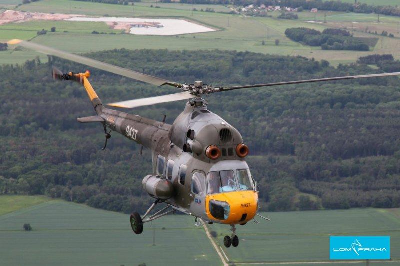 Centrum leteckého výcviku v Pardubicích hledá náhradu í za stroje Mi-2