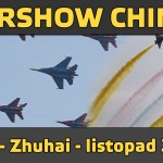 AIRSHOW CHINA 2016 – Čína, Zhuhai (listopad 2016)