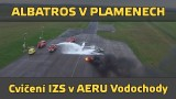 VIDEO: Albatros v plamenech