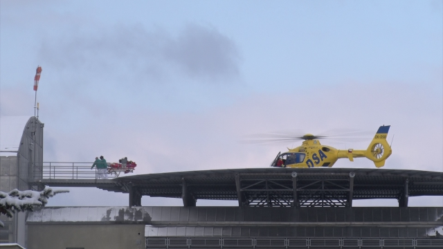 Výběr provozovatele letecké záchranky v Ústí nad Labem se bude opakovat!