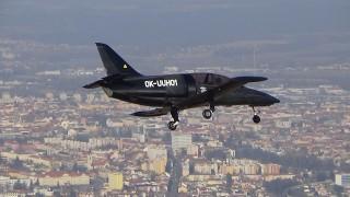 Unikátní UL-39 Albi po nehodě opět létá