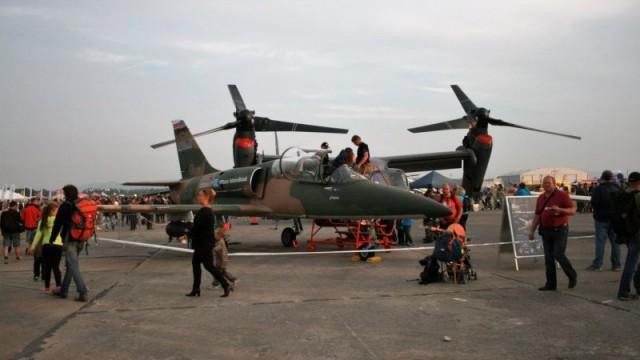 Generálním partnerem NATO Days v Ostravě se stala společnost Aero Vodochody Aerospace