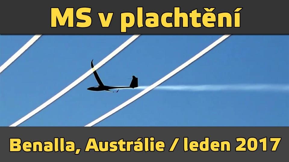 MS v bezmotorovém létání 2017 – Benalla, Austrálie