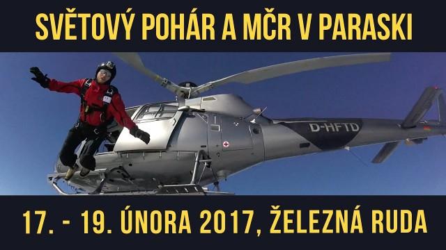 Světový pohár a mistrovství ČR 2017 v PARASKI (reportáž 10 minut)