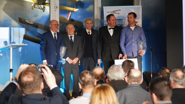 Martin Šonka je osobností leteckého sportu roku 2016