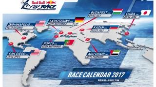 Češi to budou mít nejblíže do Německa – kalendář Red Bull Air Race je kompletní