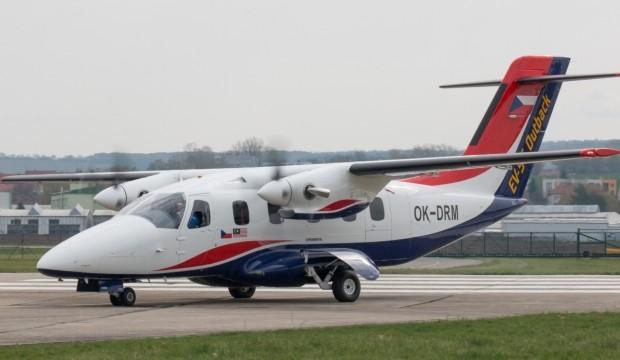 Projekt Evektor EV-55 Outback dočasně přerušen