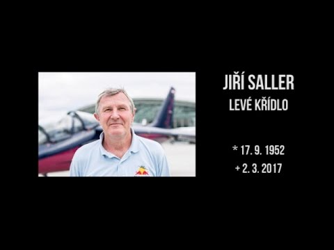 Flying Bulls Aerobatics Team 2010 – pocta Jiřímu Sallerovi