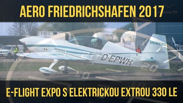 AERO FRIEDRICHSHAFEN 2017 (1/8) – E-FLIGHT EXPO