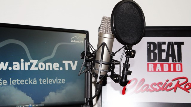 Televize v rádiu? airZone.TV na Beatu!
