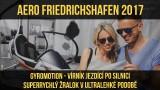 VIDEO: AERO FRIEDRICHSHAFEN 2017 (4/8) – GYROMOTION, SHARK a 600 kg