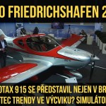 VIDEO: AERO FRIEDRICHSHAFEN 2017 (8/8) – BRM Aero, Rotax 915iS, Letov Simulátory