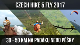 VIDEO: CZECH ONE DAY PARAGLIDING HIKE & FLY 2017
