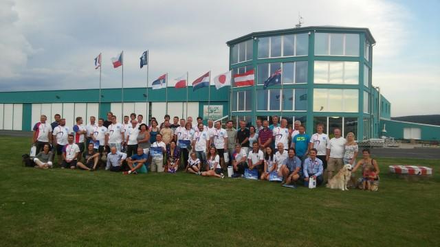 Plachtařské mistrovství ČR 2017 – Navzdory rozmarům počasí povedené mistrovství