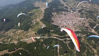 David Ohlídal je mistrem ČR v paraglidingu 2017, nejlepší ženou Soňa Perglerová