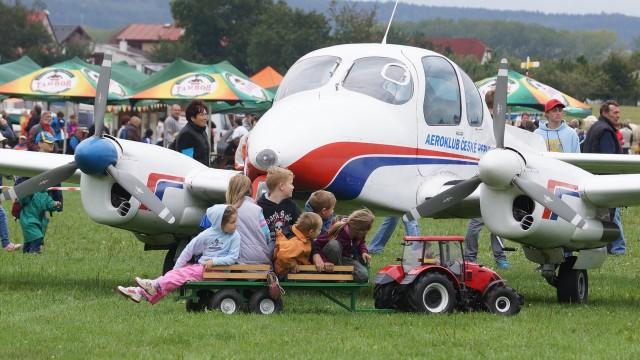 Aeroklub Dvůr Králové oslaví 70 let od svého založení