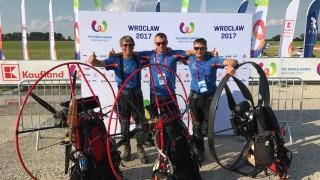 Světové hry 2017 – Nejlépe z Čechů si v Polsku vedl motorový paraglidista Milan Klement
