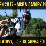 VIDEO: PINK OPEN – MČR v canopy pilotingu Klatovy 2017