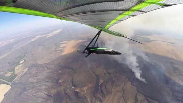 Přepište dějiny: Petr Beneš je mistrem světa v závěsném létání! Český tým druhý! (+ video)
