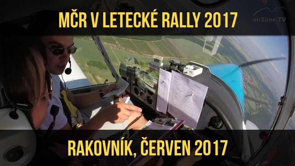 VIDEO: MČR v letecké rally 2017 – Rakovník