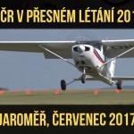 VIDEO: MČR v přesném létání 2017, Jaroměř