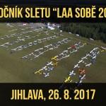 6. Slet LAA Sobě a 8. Slet Klubu nebeských andělů – Jihlava, 26. 8. 2017