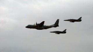 Dny NATO a Dny vzdušných sil potrápilo počasí, přesto opět trhaly rekordy (+ video)