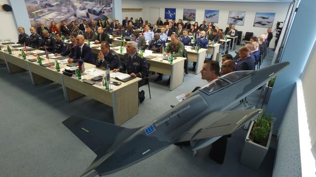 Aero Vodochody, Omnipol a Armáda ČR pořádají 2. konferenci uživatelů letounů L-39 (+ video)