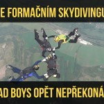VIDEO: MČR 2017 ve formačním skydivingu – Most