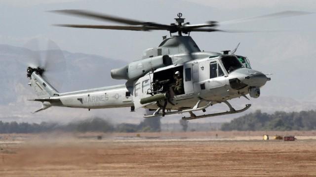 Budou dosluhující ruské vrtulníky Mi-24 nahrazeny americkými UH-1Y? (aktualizováno)