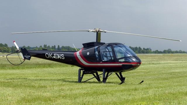 Společnost LOM PRAHA TRADE objednala šest vrtulníků Enstrom 480B-G