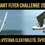 VIDEO: Smart Flyer Challenge 2017 – slet elektroletů ve švýcarském Grenchenu