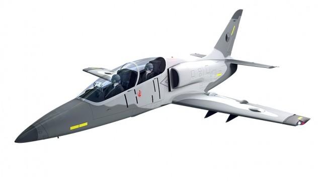 Kunovický Evektor-Aerotechnik bude vyrábět přední a zadní část trupu letounu L-39NG
