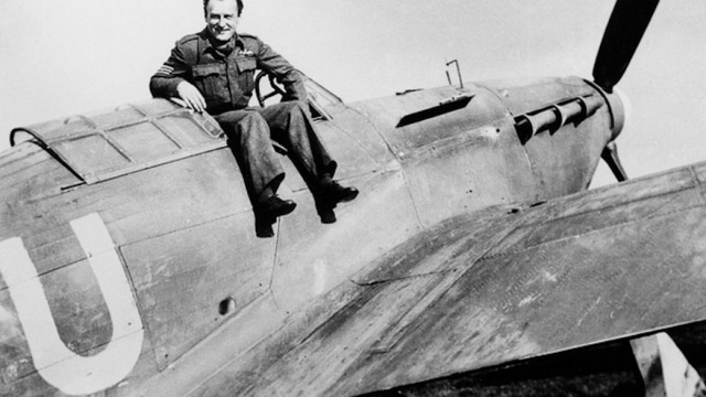 Před 100 lety se narodil veterán RAF Zdeněk Škarvada