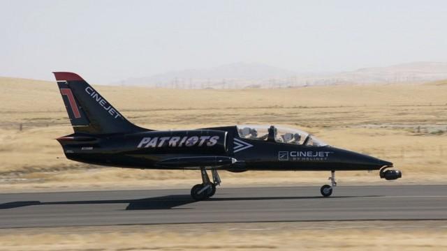Aero L-39 Albatros létá už i s kamerou na přídi (+ video)